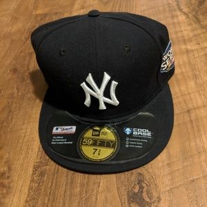 New York Yankees fitted hat 7 3/8